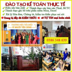 Dia Chi Hoc Ke Toan Tai Ninh Binh