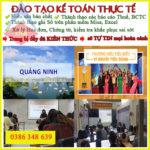 Địa Chỉ Học Kế Toán Tại Quảng Ninh
