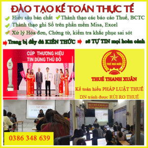 Thanh Xuan Lop Hoc Ke Toan 01