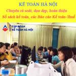 Dịch Vụ Hoàn Thiện Sổ Sách Kế Toán Tại Hà Nội – Quyết Toán Thuế