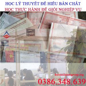 Lop Hoc Ke Toan Thuc Te Cho Nguoi Moi Bat Dau