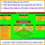 Lớp Học Kế Toán Trên EXCEL (Học Lập BCTC Trên Excel)