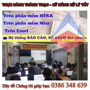 Trung Tam Dao Tao Ke Toan Tong Hop Tai Thanh Xuan