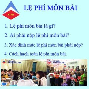Le Phi Mon Bai 01