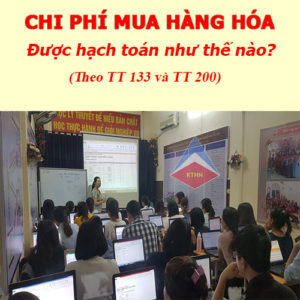 Cach Hach Toan Chi Phi Mua Hang Hoa Mua Ve Nhap Kho