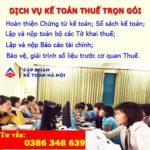 Công Ty Dịch Vụ Kế Toán Thuế Tại Quận Gò Vấp Chuyên Nghiệp Uy Tín