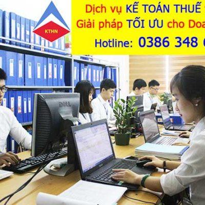 Dịch Vụ Kế Toán Thuế Trọn Gói Tại Phú Xuyên Hà Nội Giá Rẻ Uy Tín