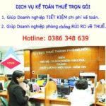 Công Ty Dịch Vụ Kế Toán Thuế Tại Quận Bình Thạnh Chuyên Nghiệp Uy Tín