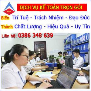 Dịch Vụ Kế Toán Trọn Gói Cho Doanh Nghiệp Tại Ninh Bình