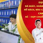 Dịch Vụ Dọn Dẹp Sổ Sách Kế Toán Tại Hạp Lĩnh Bắc Ninh