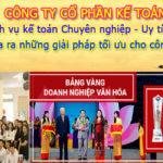 Công Ty Dịch Vụ Kế Toán Tại Hà Nội