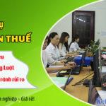 Dịch Vụ Quyết Toán Thuế Cuối Năm Tại Đáp Cầu Bắc Ninh