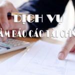 Dịch Vụ Làm Báo Cáo Tài Chính Cuối Năm ở Mỹ Đức Chuyên Nghiệp, Giá Rẻ