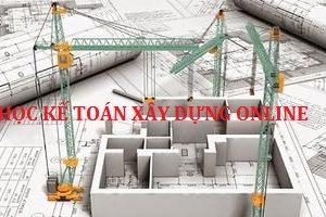 Ke Toan Xay Dung Online
