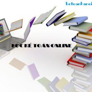 Khoa Hoc Ke Toan Online