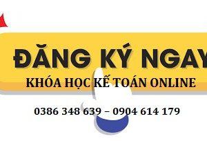 Dang Ky Hoc Ke Toan Online