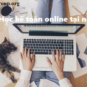 Hoc Ke Toan Online Tai Nha
