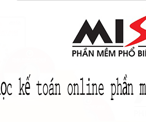 Khoa Hoc Ke Toan Online Phan Mem Misa
