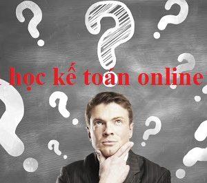 Co Nen Hoc Ke Toan Online Khong