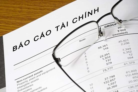 Nhận làm báo cáo tài chính tại Khắc Niệm Bắc Ninh