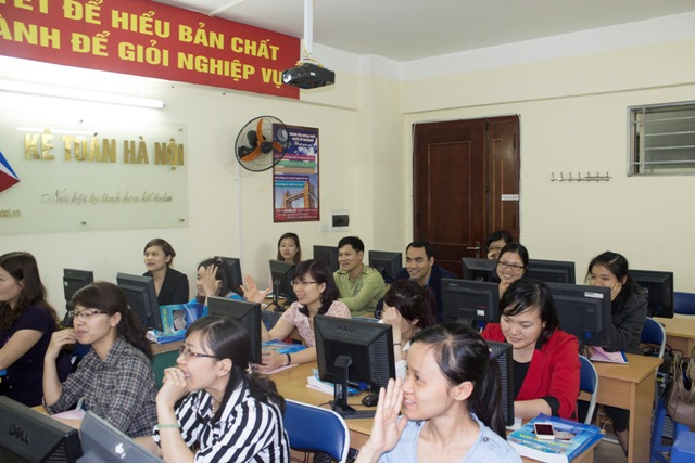Trung tâm đào tạo kế toán thực tế tại quận Hồng Bàng Hải Phòng