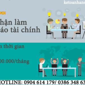 Nhan Lam Bao Cao Tai Chinh Tai Khac Niem Bac Ninh