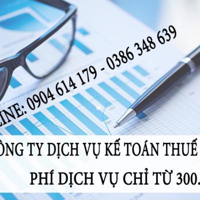 Công Ty Dịch Vụ Kế Toán Thuế Tại Tiên Du Bắc Ninh