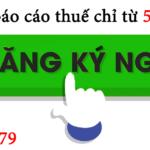 Dịch Vụ Làm Báo Cáo Thuế Tại Quận Kiến An Hải Phòng