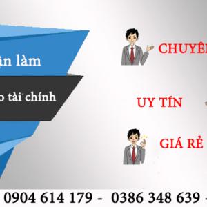 Cong Ty Lam Dich Vu Bao Cao Tai Chinh Tai Duong Kinh Hai Phong