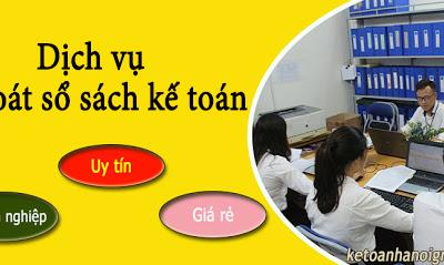 Dịch Vụ Kế Toán Thuế Tại Tiền An Bắc Ninh ở đâu Uy Tín